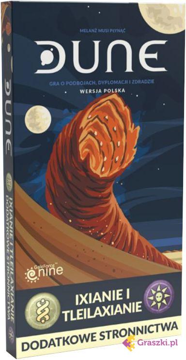 Przedsprzedaż Dune: Ixianie i Tleilaxianie - Dodatkowe stronnictwa